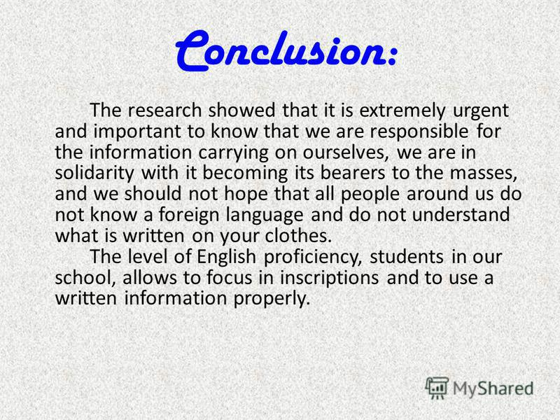 dissertation conclusions Or in a thesis, dissertation, or book ineffective conclusions tend merely to repeat an introduction sometimes, they recount the main points in a paper without.