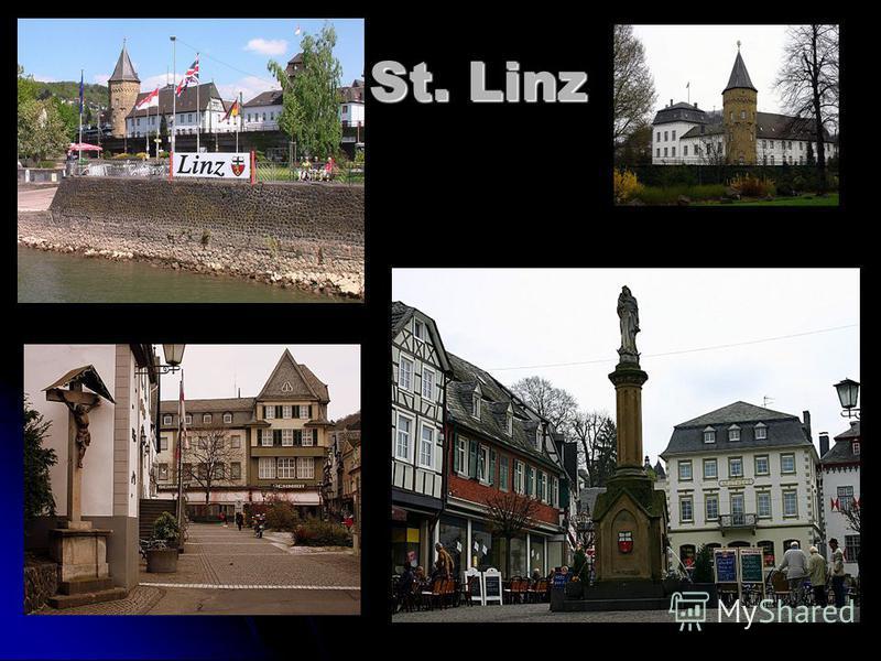 St. Linz St. Linz