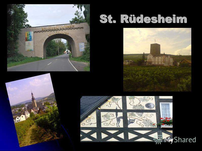 St. Rüdesheim St. Rüdesheim