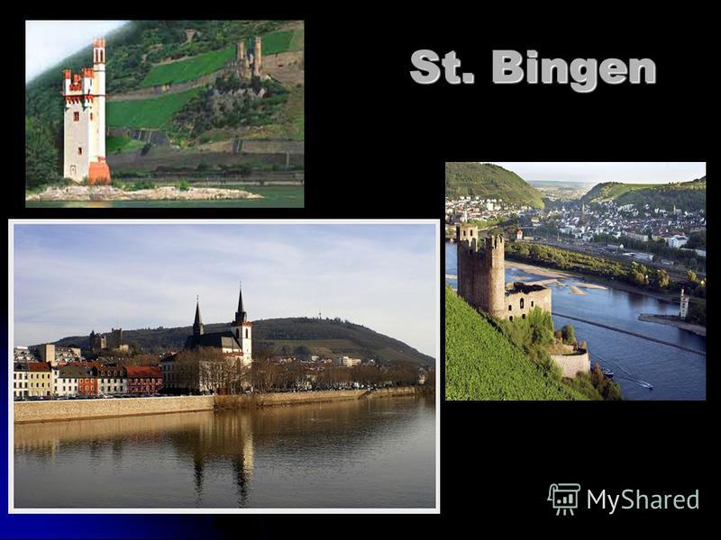 St. Bingen St. Bingen