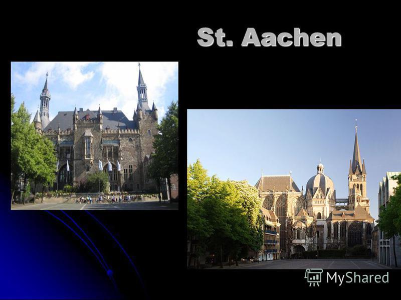 St. Aachen St. Aachen