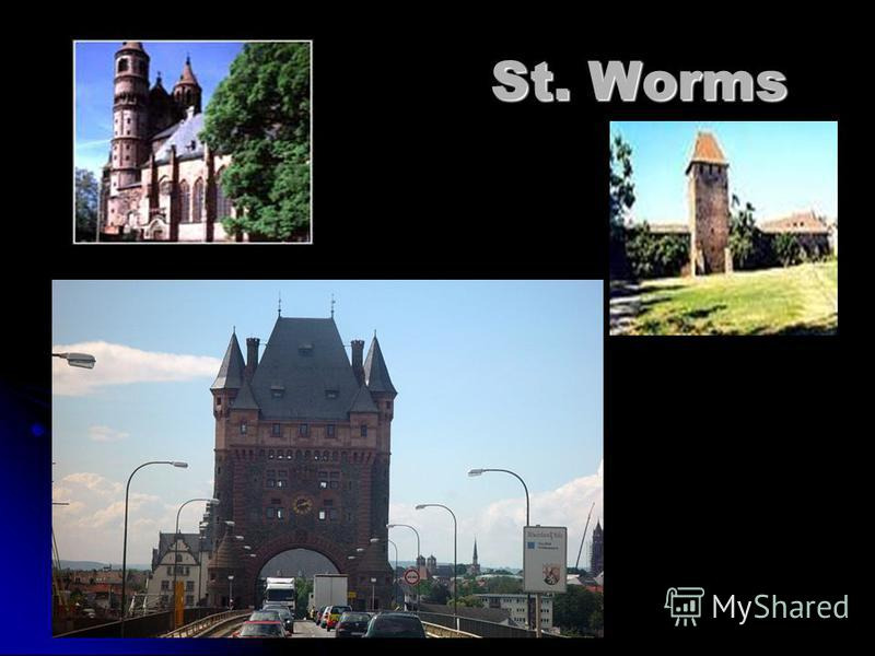 St. Worms St. Worms