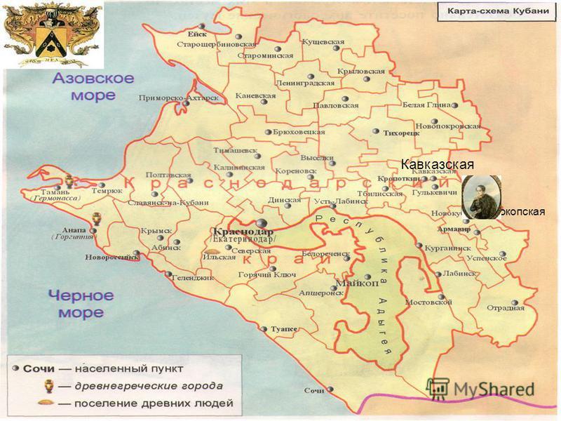 Кавказская