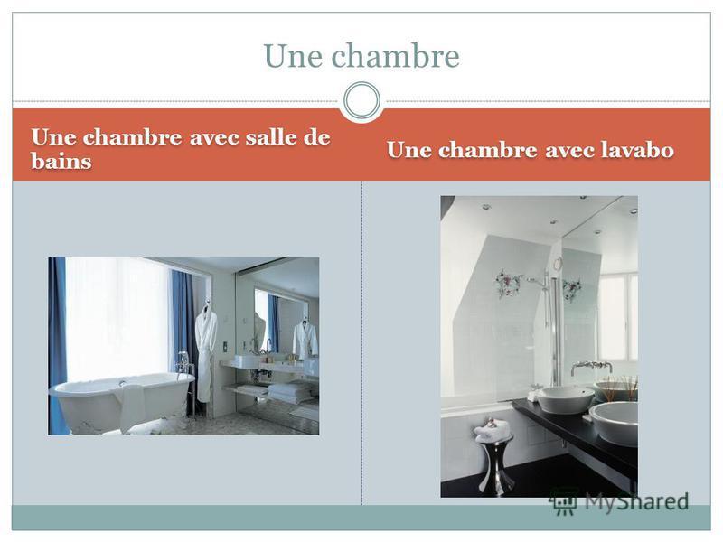 Une chambre avec salle de bains Une chambre avec lavabo Une chambre