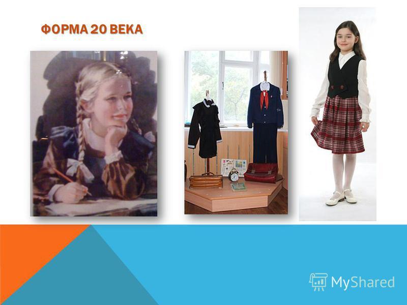 ФОРМА 20 ВЕКА