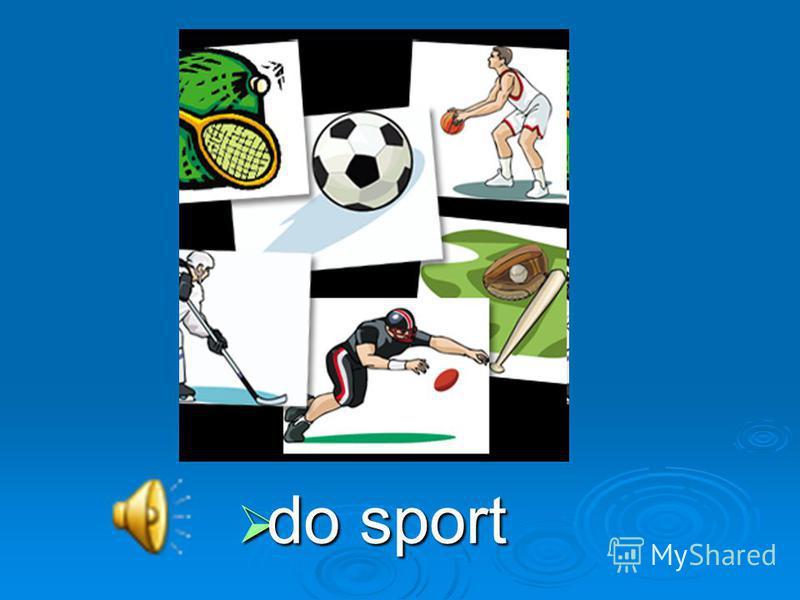 do sport do sport