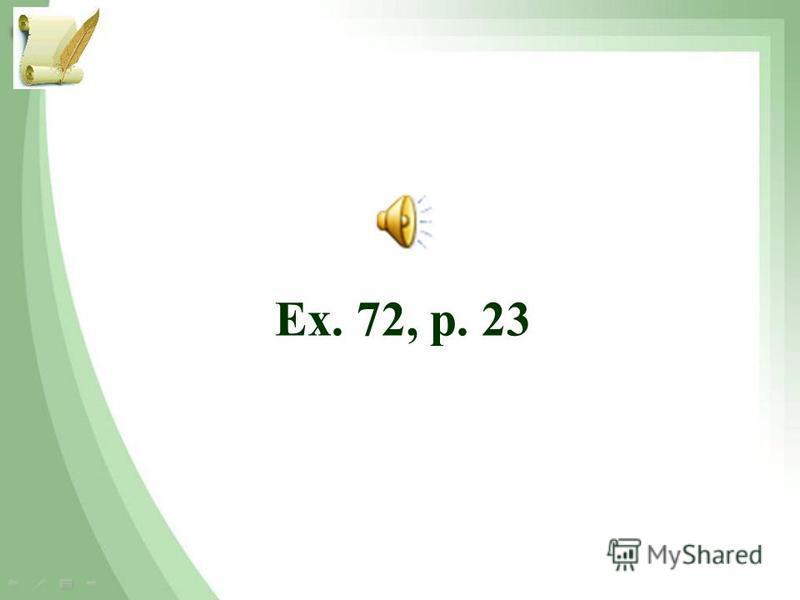 Ex. 72, p. 23