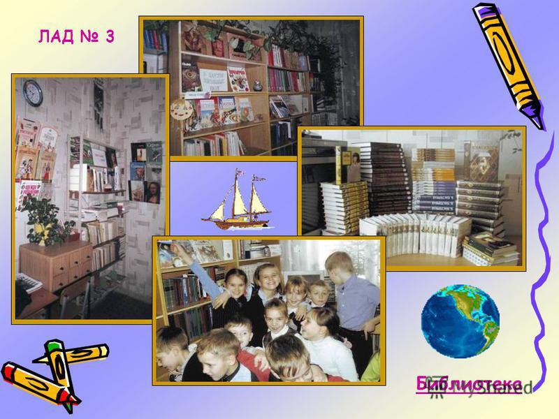 ЛАД 3 Библиотека