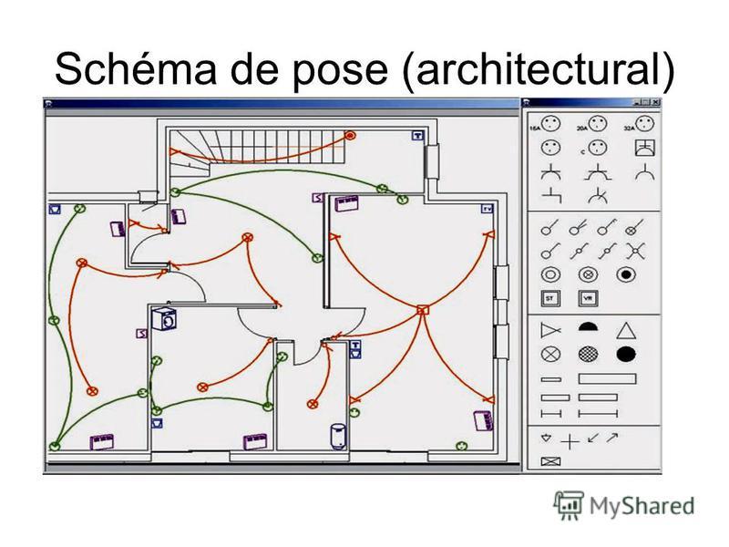 Schéma de pose (architectural)