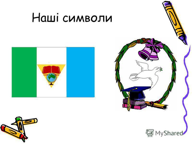 Наші символи