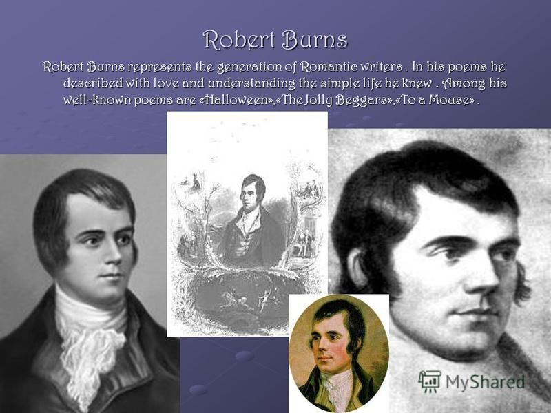 life of robert burns essay
