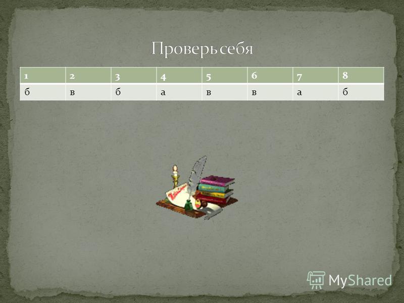 12345678 бвбавваб