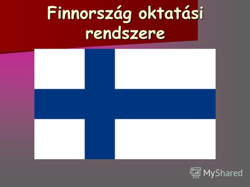 Finnország oktatási rendszere