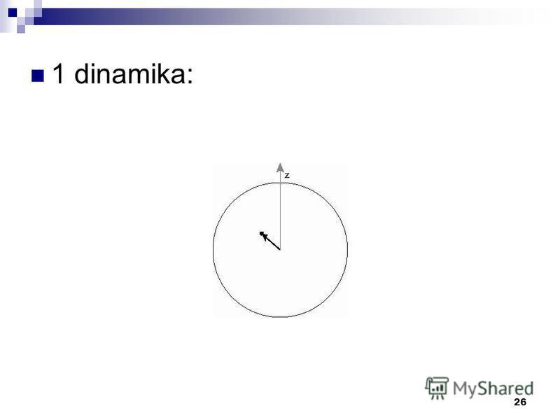 26 1 dinamika: