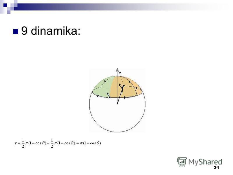 34 9 dinamika: