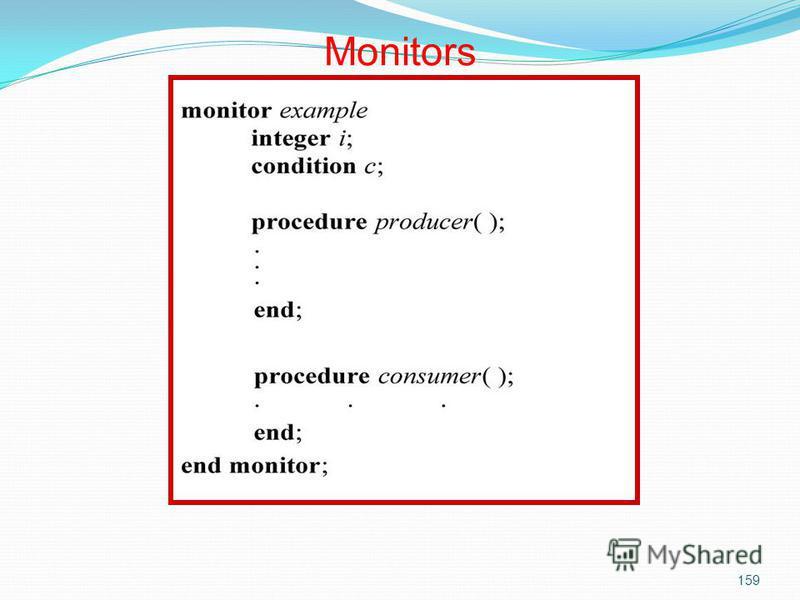 159 Monitors