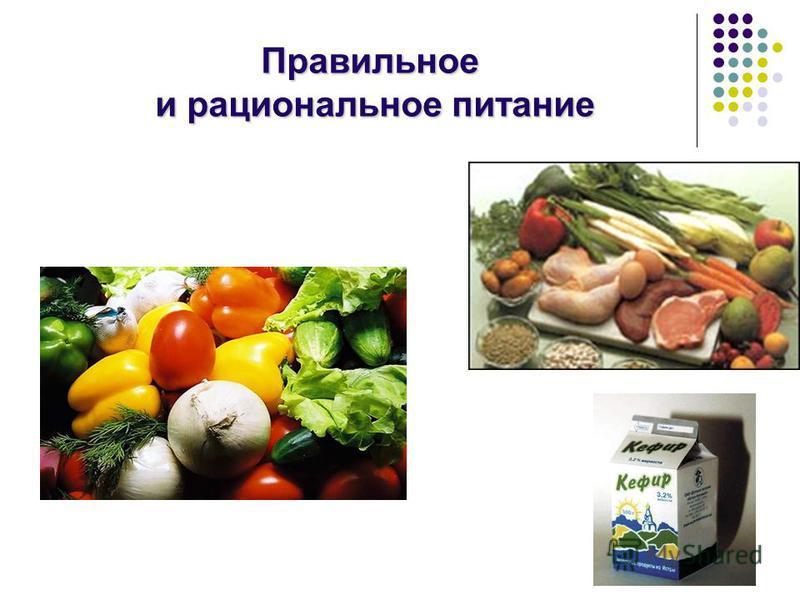 Вот поэтому всегда Для нашего здоровья Полноценная еда- Важнейшее условие.