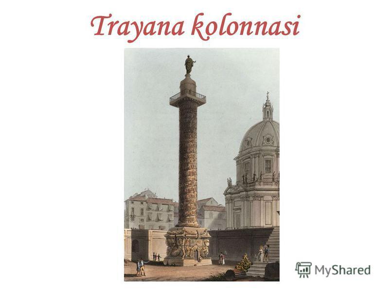 Trayana kolonnasi