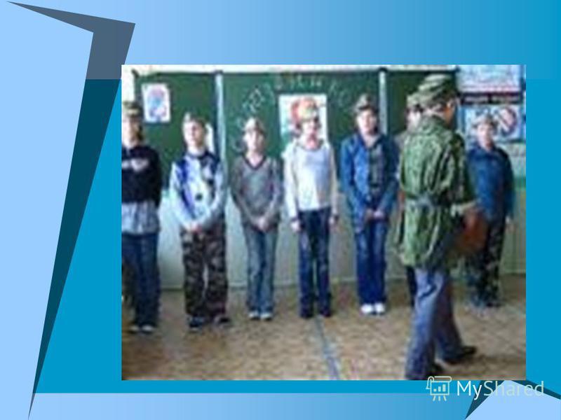Сценка «В армии»