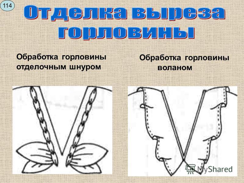 При моделировании выреза горловины необходимо учитывать, что ширина плеча полочки должна быть равна ширине плеча спинки 113