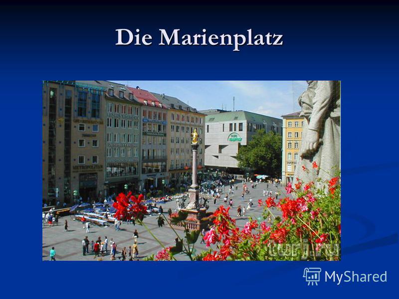 Die Marienplatz