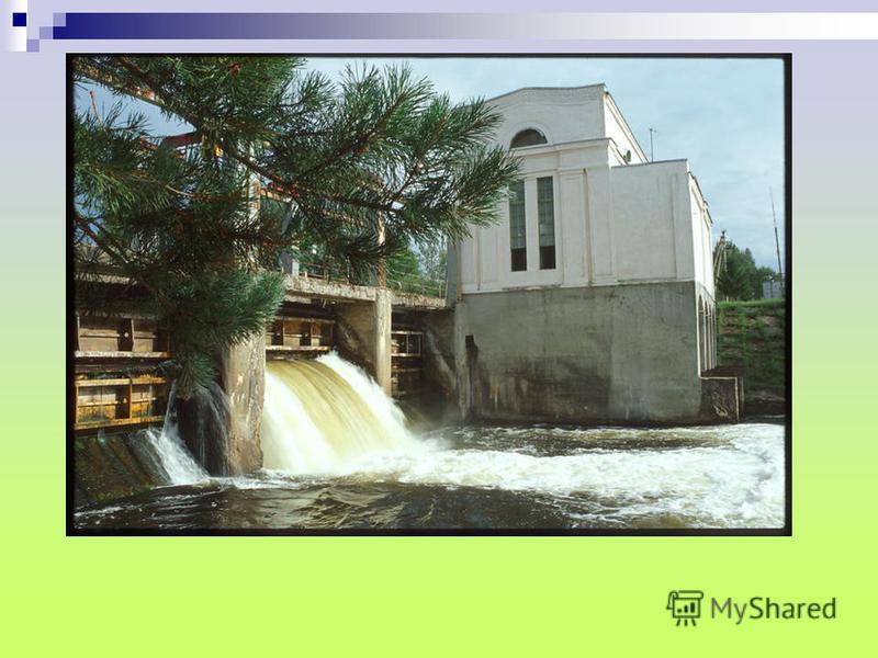 ГЭС на реке Великой