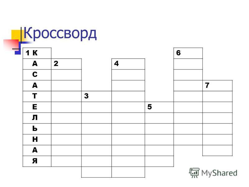 1 К6 А24 С А7 Т3 Е5 Л Ь Н А Я