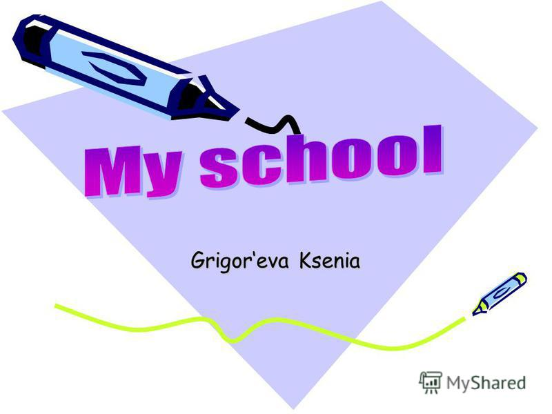Grigoreva Ksenia