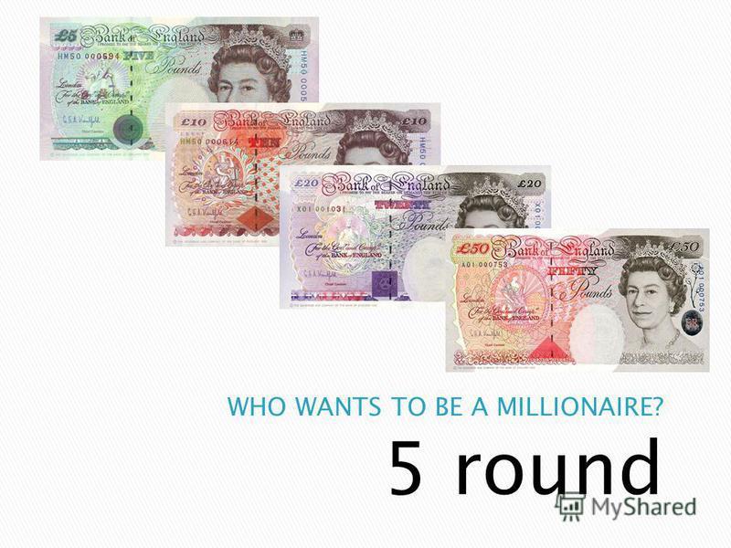 5 round