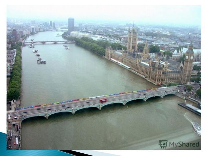 a) The Volga b) The Thames c) The Nile d) The Avon