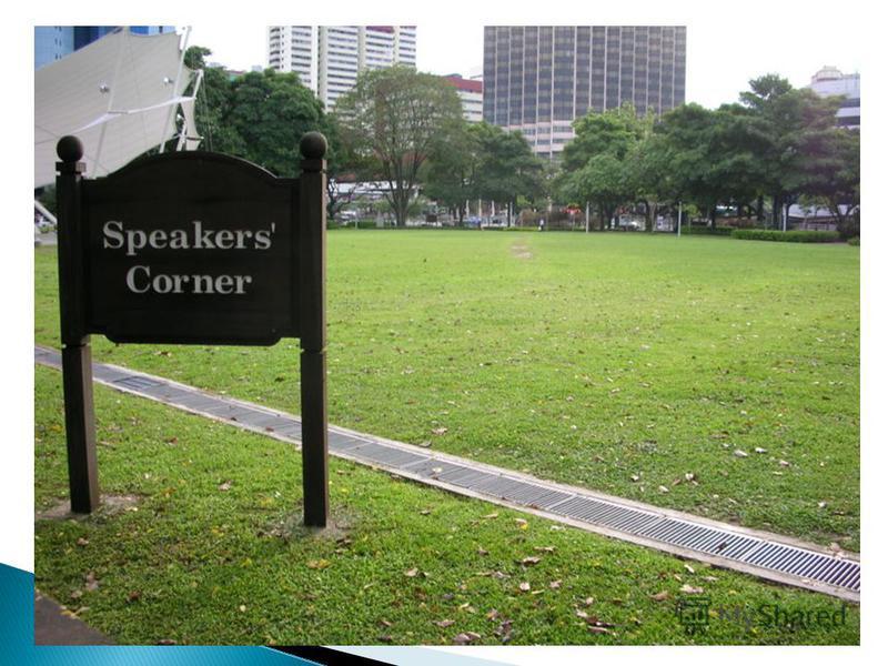 a) Regents park b) Central park c) Hyde park d) St. James park