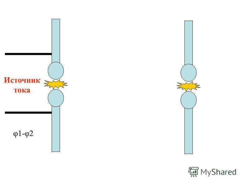 Источник тока φ1-φ2