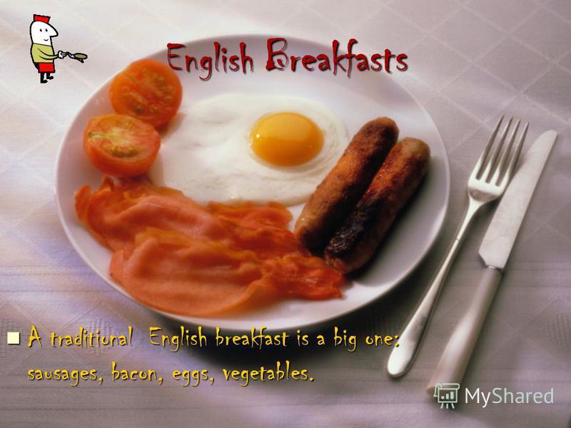 Traditional English Food