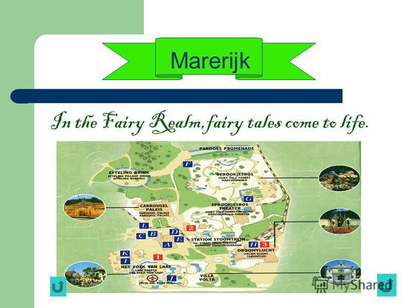Marerijk In the Fairy Realm,fairy tales come to life.