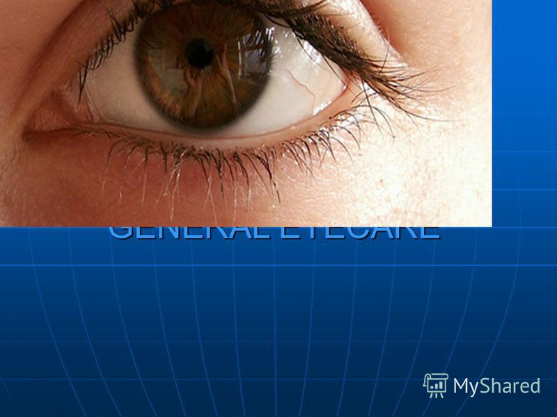 VISION PROTECTION & GENERAL EYECARE