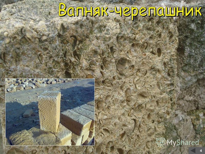 Вапняк – будівельний камінь 4