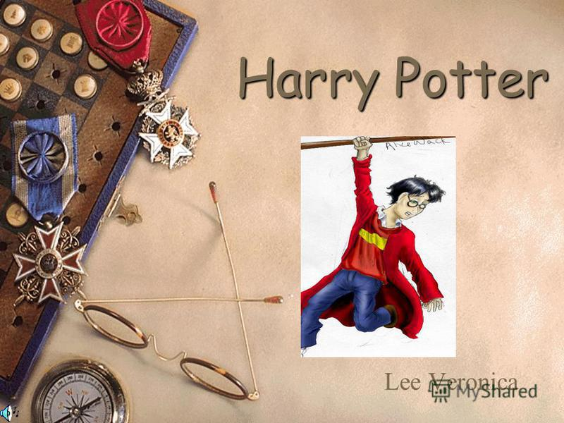 Harry Potter Lee Veronica