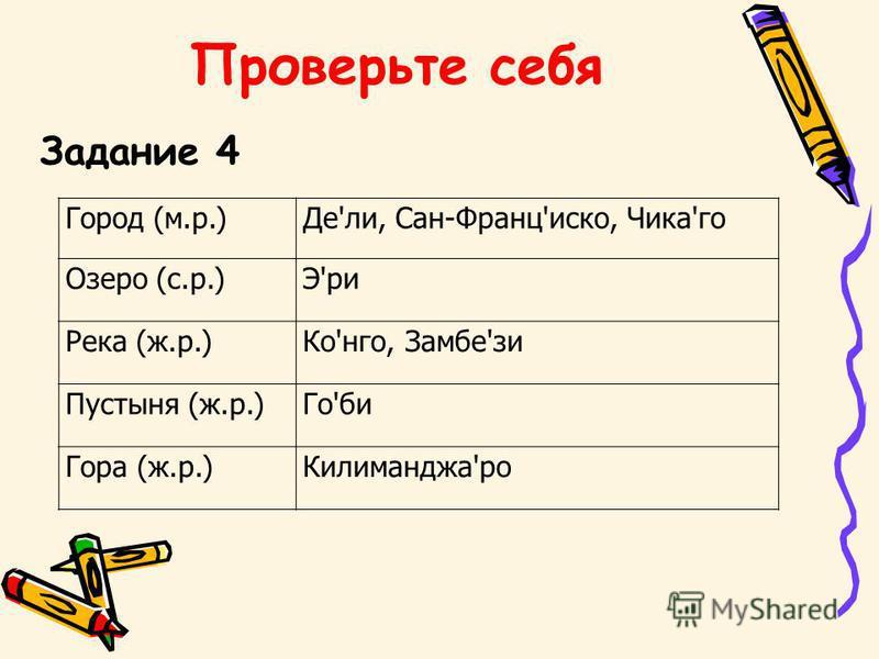 Проверьте себя Задание 3 Согласуйте прилагательные с существительными. а)б)в)г)д)е) 351624