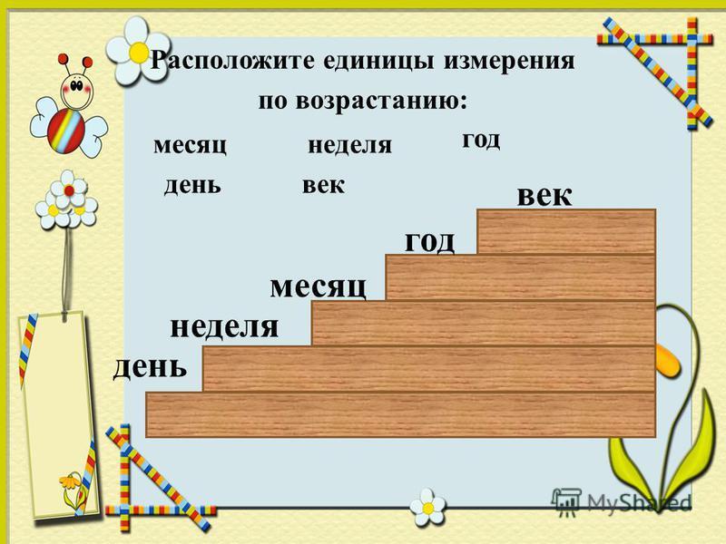 Расположите единицы измерения по убыванию: килограмм грамм тонна г кг т центнер ц