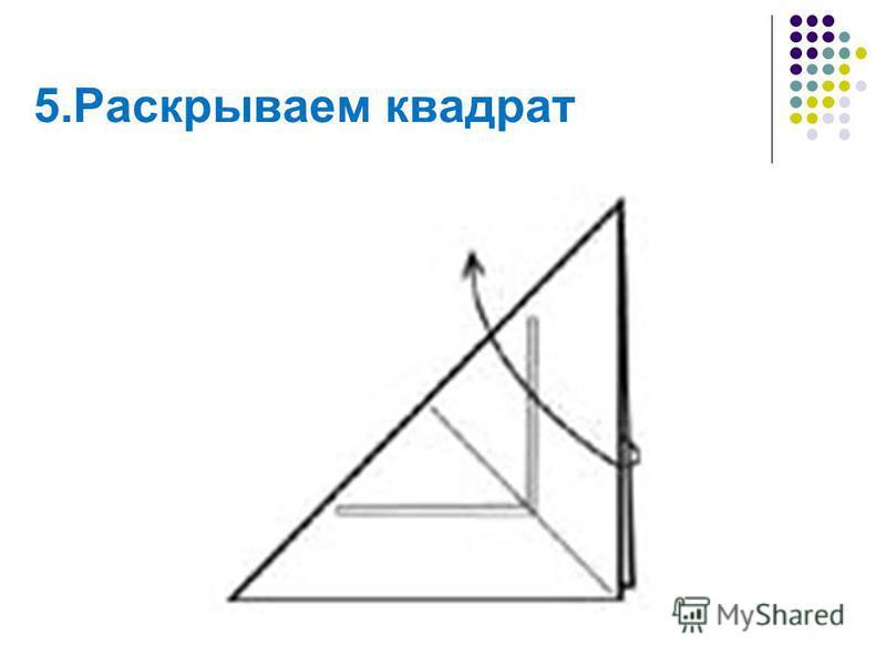 5. Раскрываем квадрат