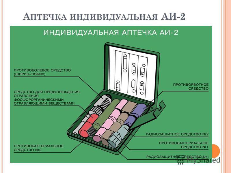 А ПТЕЧКА ИНДИВИДУАЛЬНАЯ АИ-2