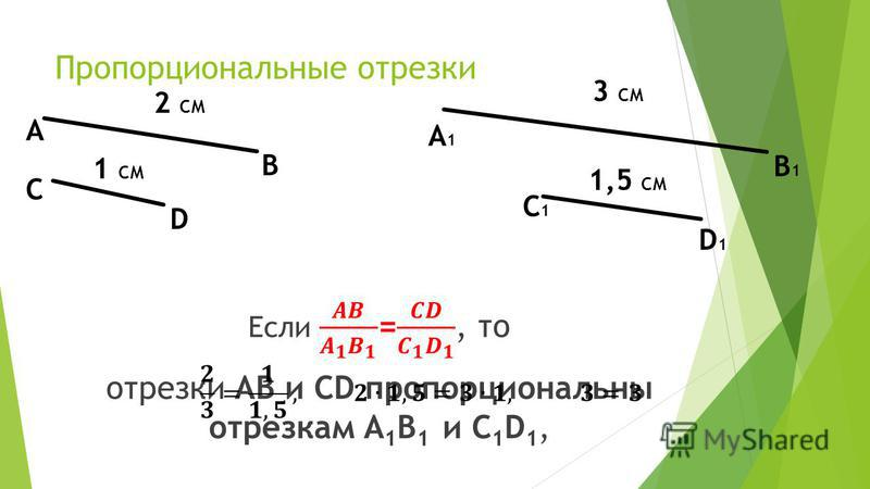 D С 1 СМ А В 2 СМ B1B1 A1A1 3 СМ C1C1 D1D1 1,5 СМ