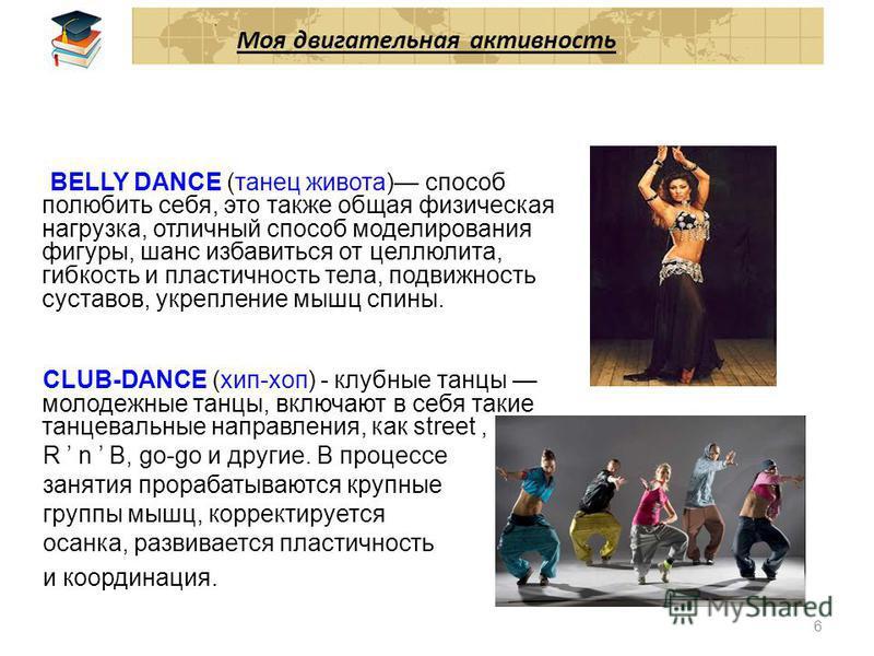 Казань 2010 Моя двигательная активность 5 танец живота джаз-модерн хип-хоп латин-аэробика фанк-аэробика Танцевальная аэробика
