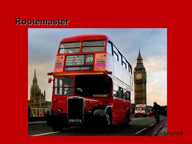 Routemaster