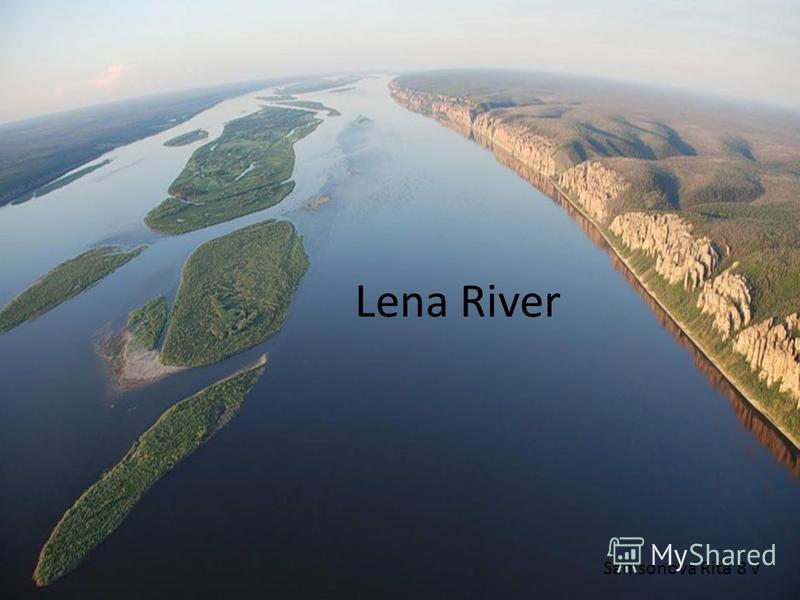 Lena River Samsonova Rita 8 v