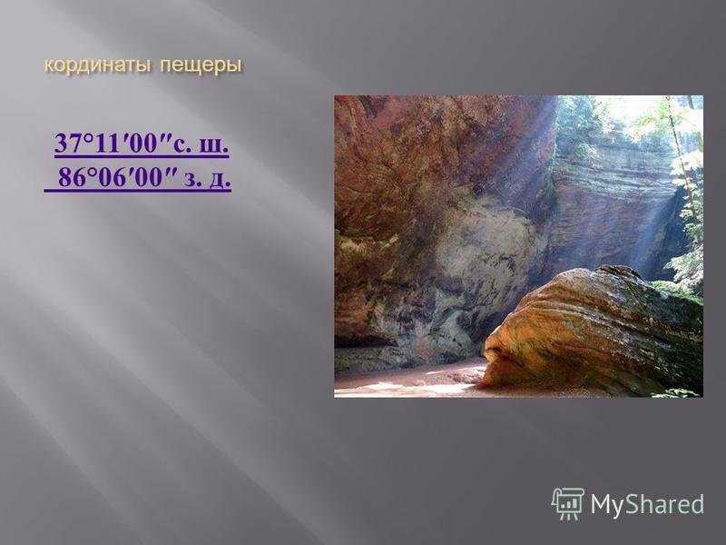 Мамонтова пещера не имеет никакого отношения к мамонтам. По - английски, имя прилагательное mamm oth имеет два значения : « мамонтовый » и « огромный ». В данном случае имеется в виду именно гигантский размер пещеры точнее, размеры некоторых проходов