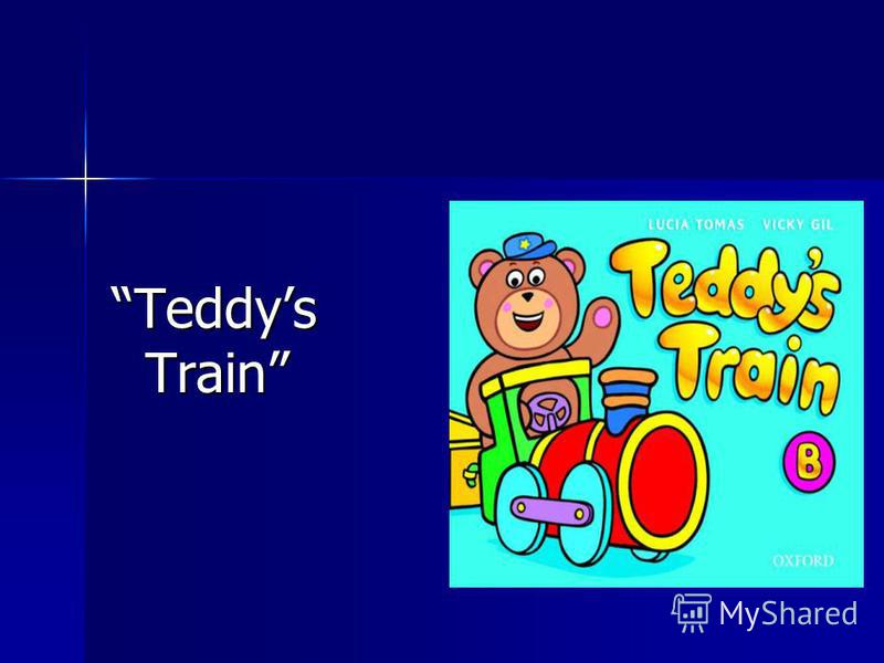 Teddys TrainTeddys Train
