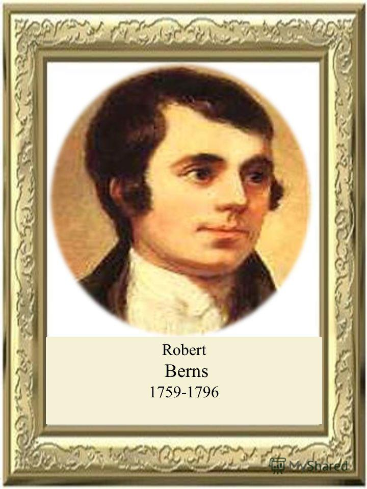 Robert Berns 1759-1796