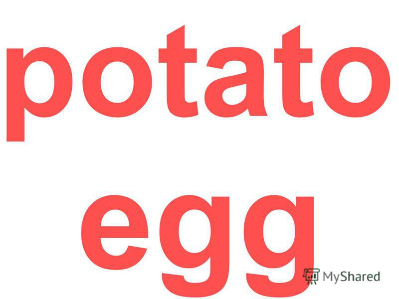 potato egg