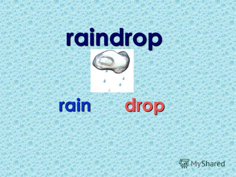 raindrop raindrop